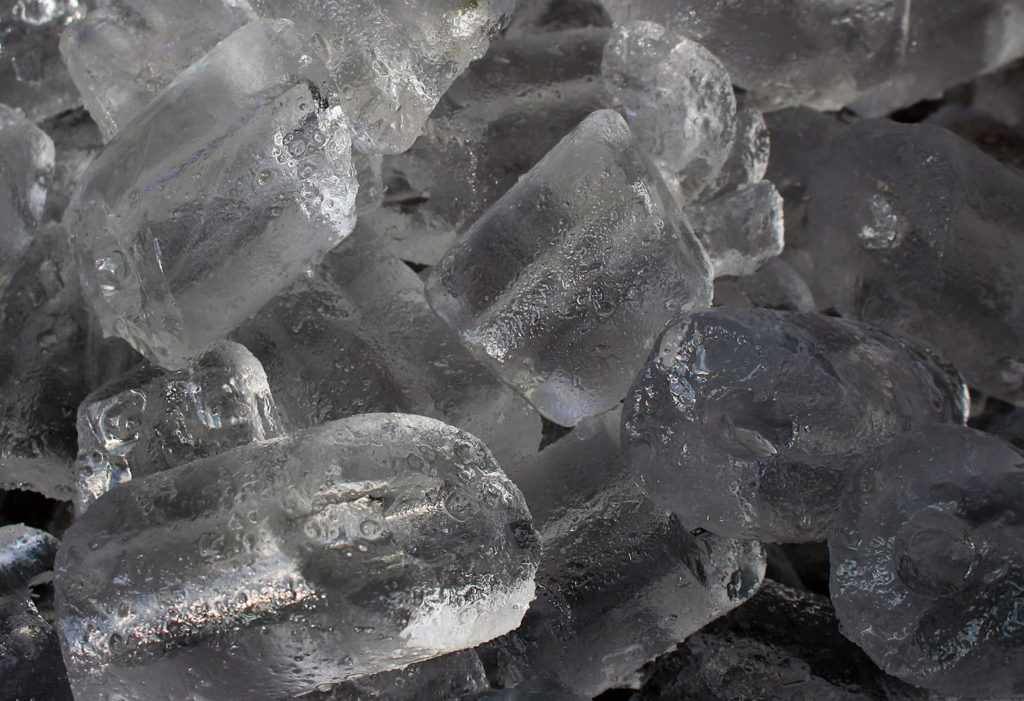 Evolución de la fabricación de hielo