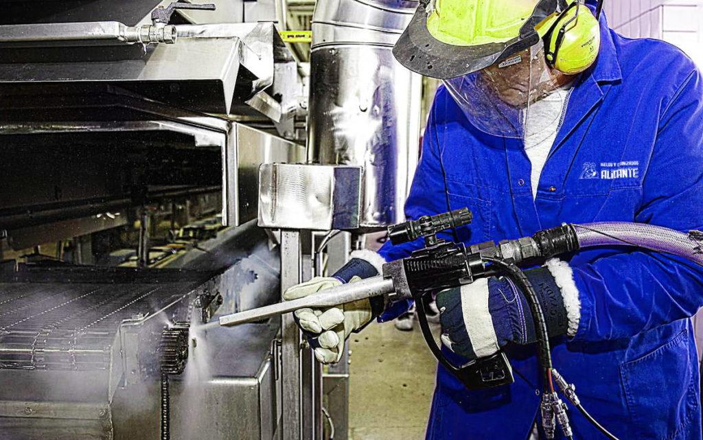 Procesos higiénicos fabricación hielo